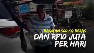 Pengusaha Catering Solo Habiskan 500 Kg Beras dan Rp10 Juta per Hari untuk Bantu Warga Terdampak