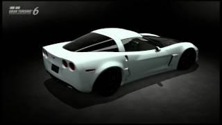 GT6 - TX2K14 ZO6 BEST WHITE