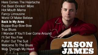 Jason James - Back In My Arms [Audio Only]