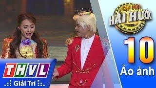 THVL   Cặp đôi hài hước Mùa 2 – Tập 10[6]: Marry me - Hoàng Hải, Miko Lan Trinh