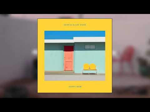 Zedd, Elley Duhé - Happy Now (Official Audio)