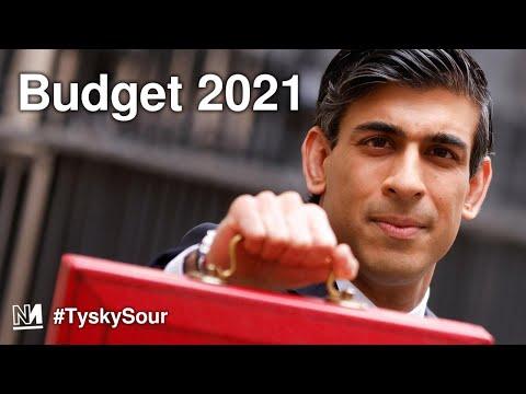 What's In Rishi Sunak's 2021 Budget?   #TyskySour