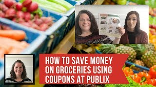 How to coupon at Publix