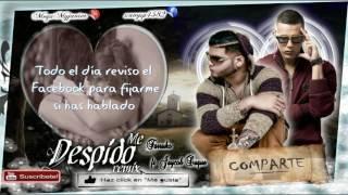 Me despido Original Remix Jaycob Duque ft Farruko Letra