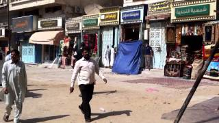preview picture of video 'Jeddah, Saudi Arabia - al Balad historical district'
