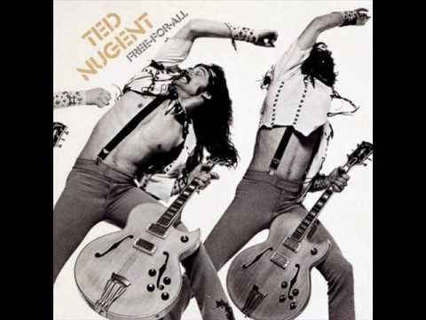 Turn It Up (Song) by Ted Nugent