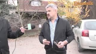 preview picture of video 'Interwencja policji na posesji Alberta Waśkiewicza'