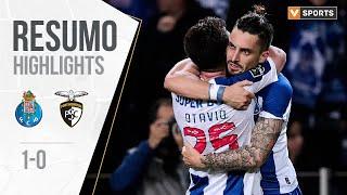 FC Porto 1-0 Portimonense All Goals & Highlights (Portuguese League 19/20 #22)
