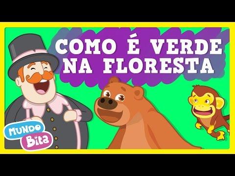 Video of Bita e os Animais - Floresta