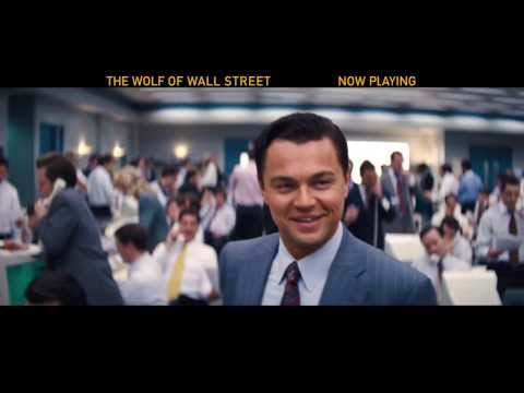 The Wolf of Wall Street TV Spot 'See It Today'
