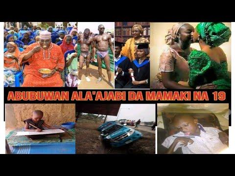 Abubuwan Al'ajabi Da Mamaki Na 19