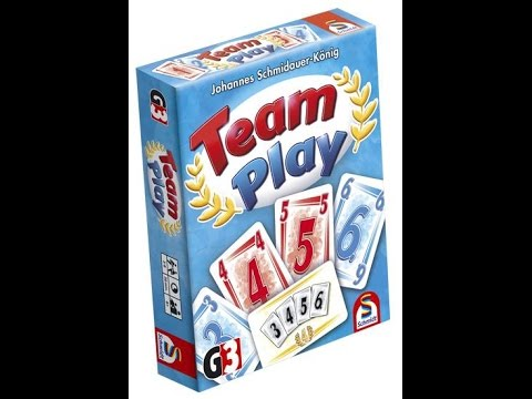 Jeremy Reviews It... - Team Play Card Game Review