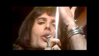 Gambar cover Queen - Killer Queen (Top Of The Pops, 1974)
