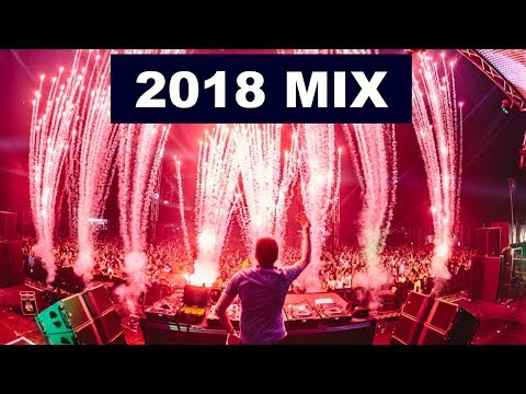 New Year Mix 2018 – Best of EDM Party Electro & House Music