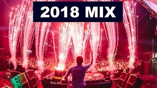 New Year Mix 2018 - Best of EDM Party Electro & House Music