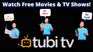 Watch Free Movies And TV Show On Your Computer With Tubi TV