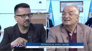 Imazh - Intervistë me Xhavit Halitin 27.05.2020