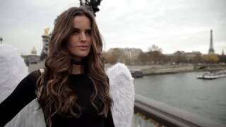 Izabel Goulart Takes Her Angel Wings   Supermodel Prep For Victorias Secret   VOGUE PARIS
