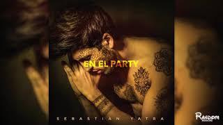 Sebastián Yatra - En el party (Audio)