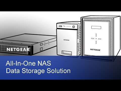 NAS  ( Network Access Storage )