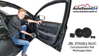 JBL Stage3 607C Componenten Set Speakers Installeren   Hyundai I20 2012 Luidsprekers   AutoSound24
