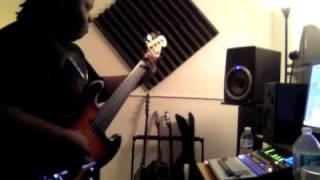 Chantae Cann ft. Snarky Puppy - Da Da 'n Da (bass cover)