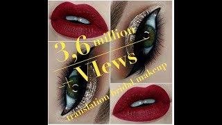 Bridal The Magical Makeover.. Transformation Bridal ,anurag Makeup Mantra Any Enquiriy +919920127706