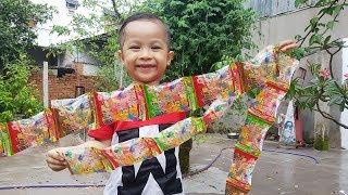 Trò Chơi Bé Vui Xe Mới Kẹo Dẻo ❤ ChiChi ToysReview TV ❤ Đồ Chơi Trẻ Em Baby Fun Song