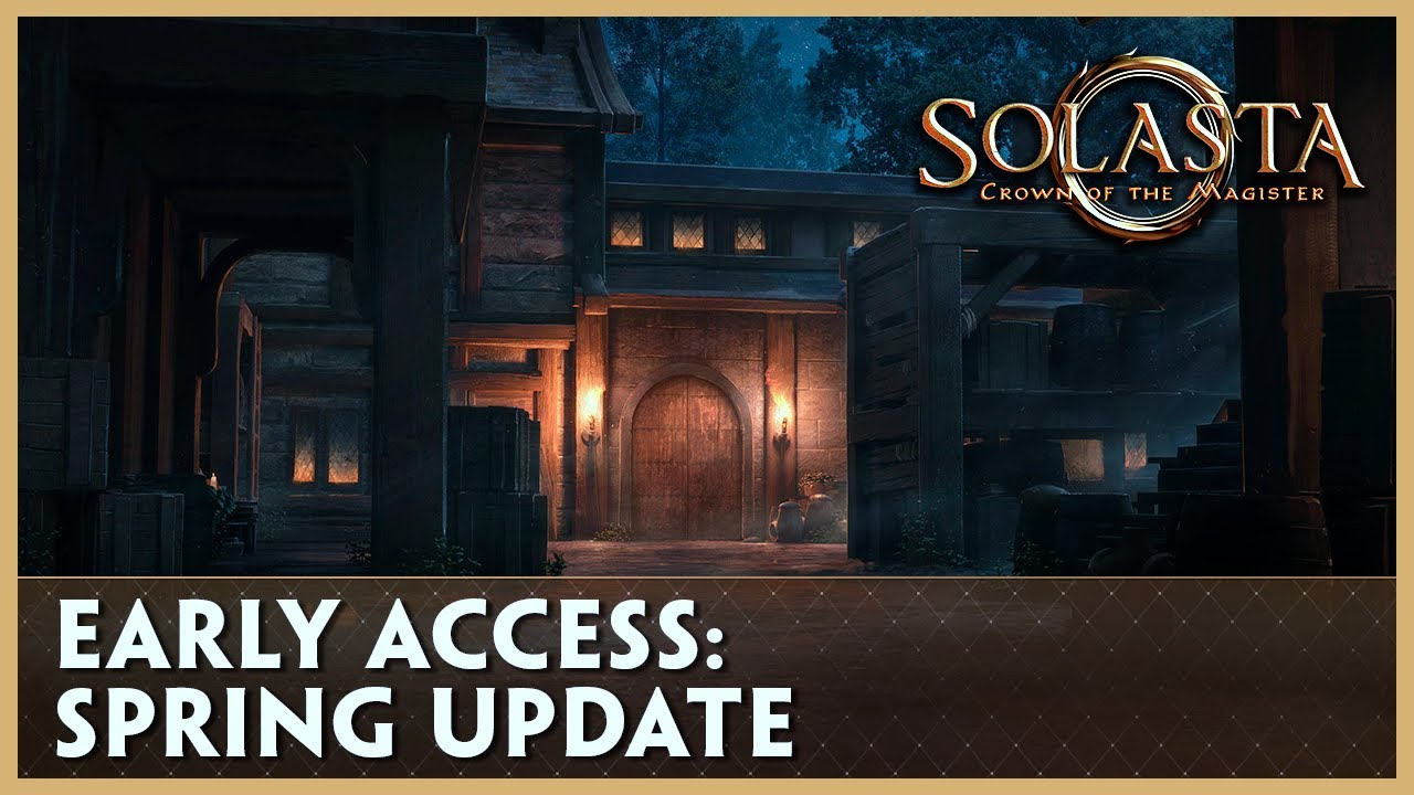Early Access - Spring Update