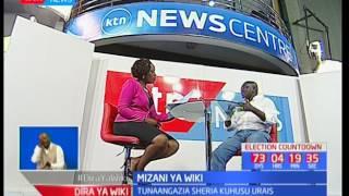 Sheria kuhusu urais ilivyo andikwa kwa katiba-Ekuru Aukot : Mizani ya Wiki