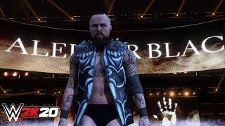 WWE 2K20: Aleister Black Entrance