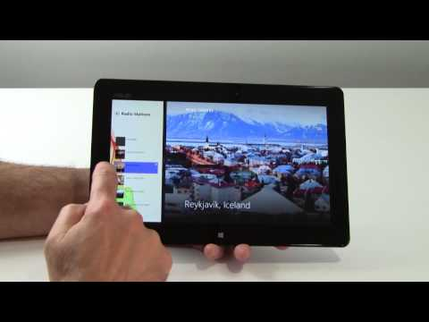 ASUS Vivo Tab RT, Windows RT Tablet Review - HotHardware