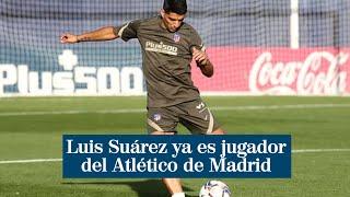 Luis Suárez ya es jugador del Atlético de Madrid hasta 2022