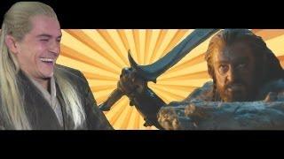 "Happy Elves - React to ""Thorin vs. Azog"""