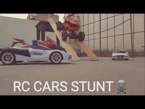 Amazing RC Stunts Part 1 ☠️