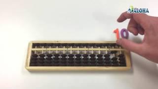 Aprendiendo a calcular con el ábaco Las partes del ábaco