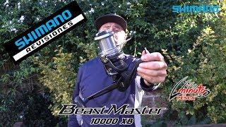 Катушка shimano beastmaster 10000 xb
