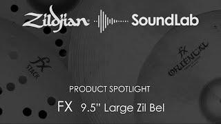 Zildjian Zil-Bel 9,5