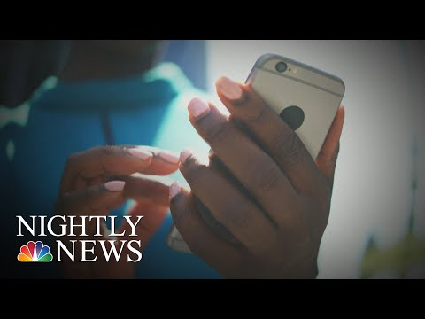 Dating Apps Sharing Personal Data With Third Party Companies   NBC Nightly News