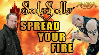 Soulspell Metal Opera | Spread Your Fire (Edu Falaschi's Tribute)