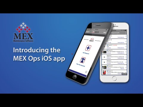 Introducing the MEX Ops iOS App