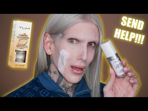 Color Changing Foundation… Is It Jeffree Star Approved?