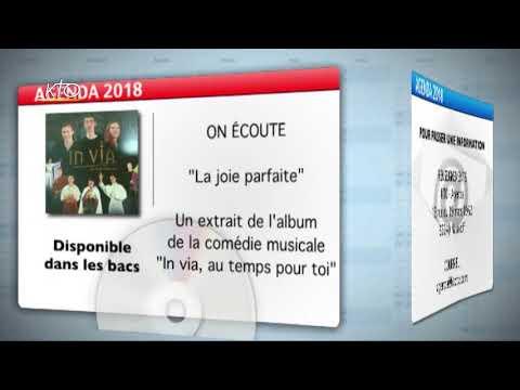 Agenda du 8 janvier 2018