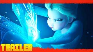 Trailers In Spanish Frozen 2 (2019) Disney Tráiler Oficial #3 Español anuncio