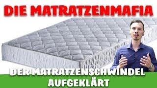 Der Schwindel mit den Matratzen - Diese Matratze brauchst du wirklich!