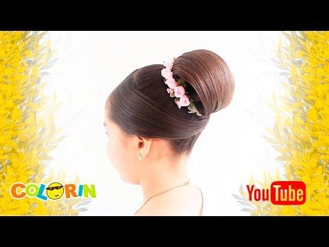 Peinados para primera comunion | Peinados para grados | stylish hairstyle