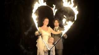 Herzensfeuer : die Feuershow für Hochzeiten in / um Berlin