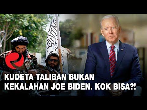 Kudeta Taliban Bukan Kekalahan Joe Biden. Kok Bisa?!