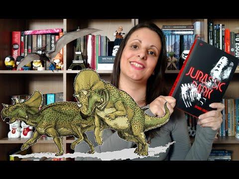 Jurassic Park, de Michael Crichton | Livro + Filme | Pilha de Leitura