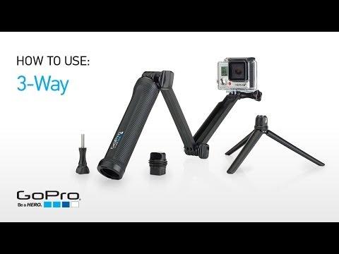 GoPro3-WAY per Go Pro